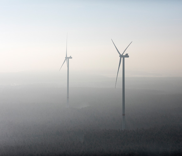 Windpark bei Koelsa 2017