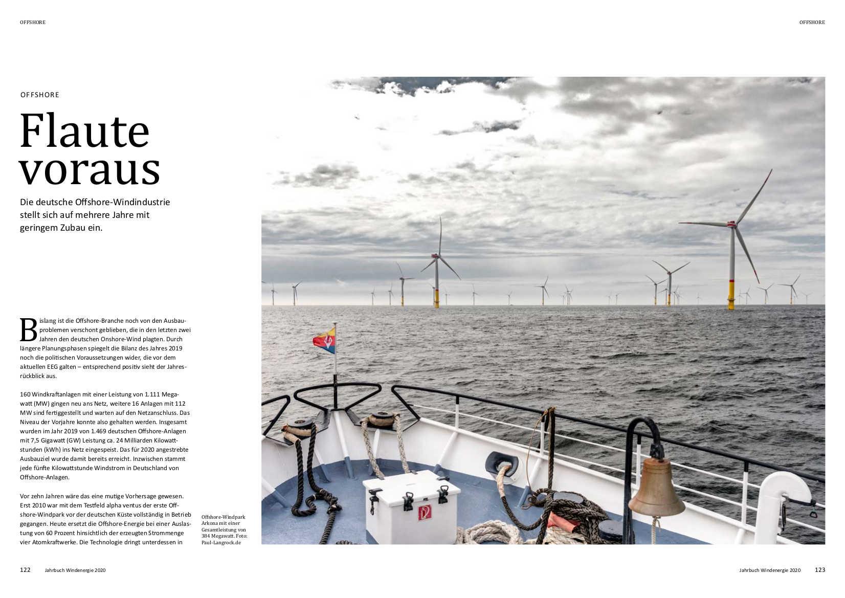 Jahrbuch Windenergie 2020, Seite 22-23