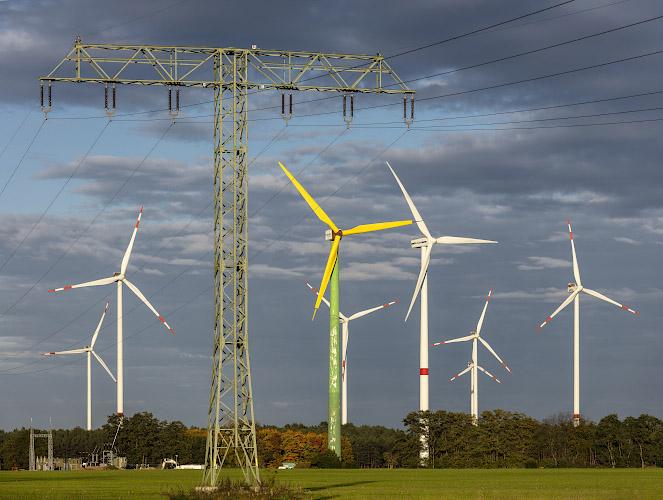 Windpark Albertshof 2021