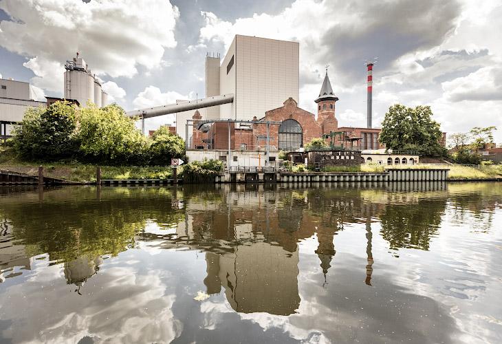 Vattenfall Europe Waerme AG Steinkohlekraftwerk Moabit. Berlin 2019