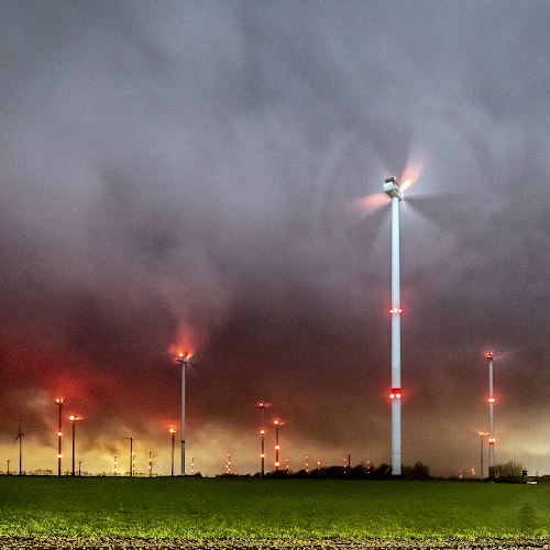 Windpark Albertshof 2021